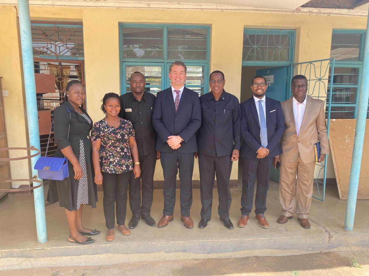 Wakandi meeting TCDC